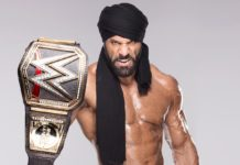 مهراجا إتحاد WWE بطل ذلك الحدث