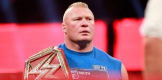 """هل سينتهى عقد """" بروك ليسنر """" داخل إتحاد WWE قريباً ؟"""