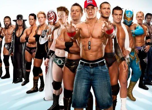 هذا هوا الفيديو الذى نشره اتحاد WWE