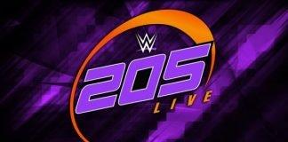 عرض WWE Live 205 الاخير