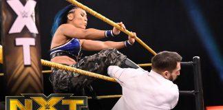 نتائج عرض WWE NXT الاخير 20-5-2020 كامل