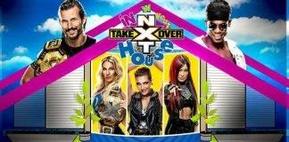 عرض WWE NXT تيك اوفر الاخير 8-6-2020 كامل