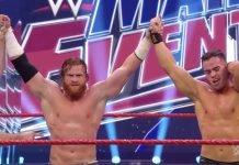 نتائج عرض WWE لايف الاخير 27-6-2020 كامل