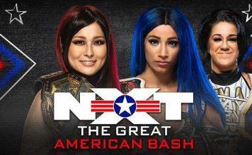 عرض WWE NXT الاخير 1