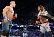 من خلف الكواليس كيف كان يدير جون سينا لـ WWE ورفضه لانضمام اى جى ستايلز ؟