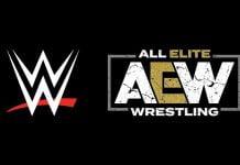 هل تفوق اتحاد WWE على خصمه اتحاد AEW هذا الاسبوع ؟